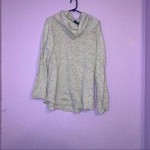 Apt nine XL cowl/turtle neck sweater